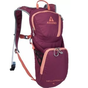 Ascend Wellspring 4L Backpack